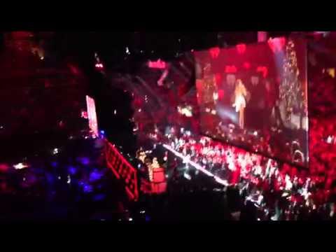 Ariana grande jingle ball madison square garden youtube for Jingle ball madison square garden