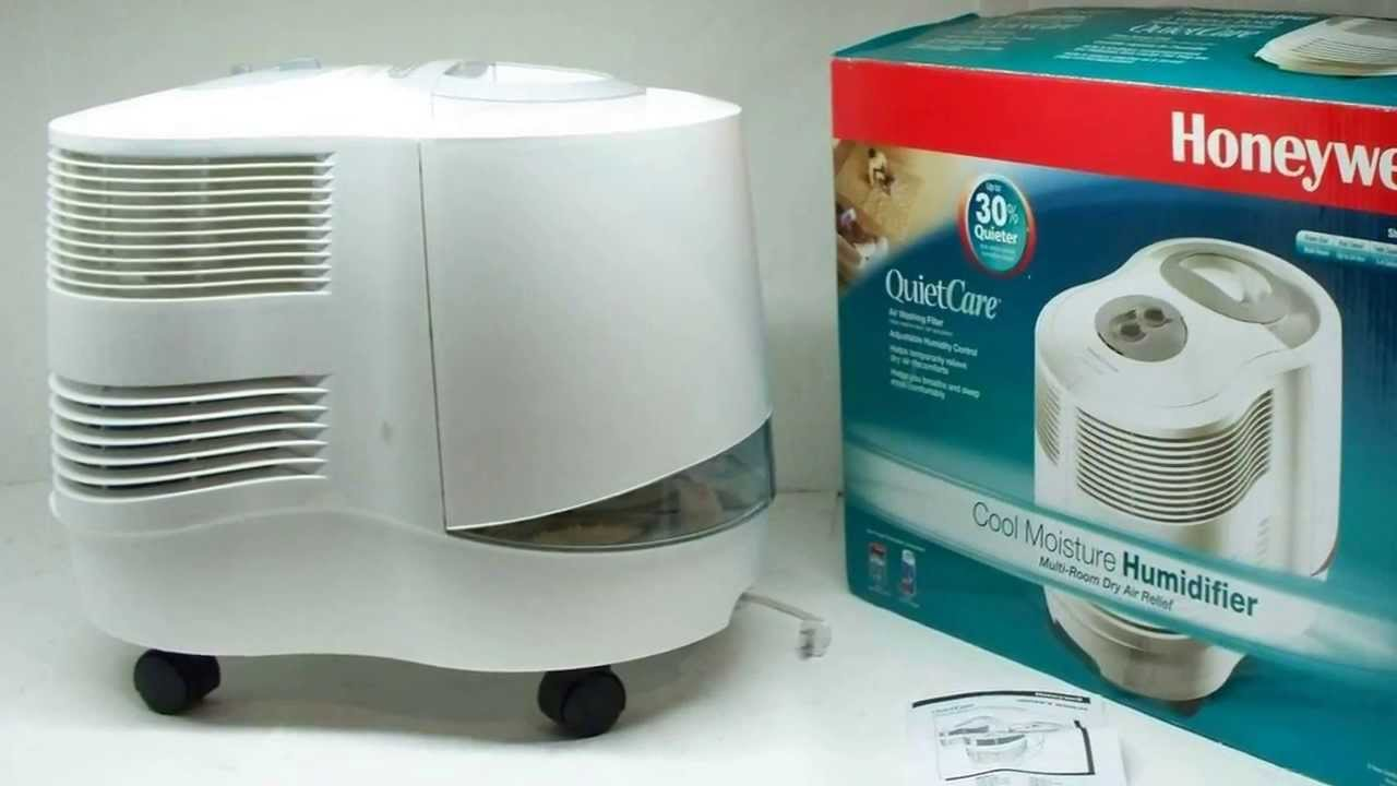 review honeywell quietcare 9 gallon humidifier hcm 6009