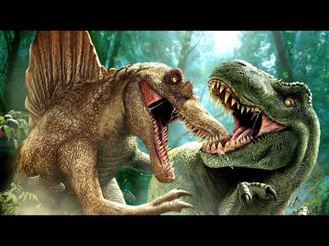 Download Youtube: Spinosaurus VS T. rex [Who Would Win?]