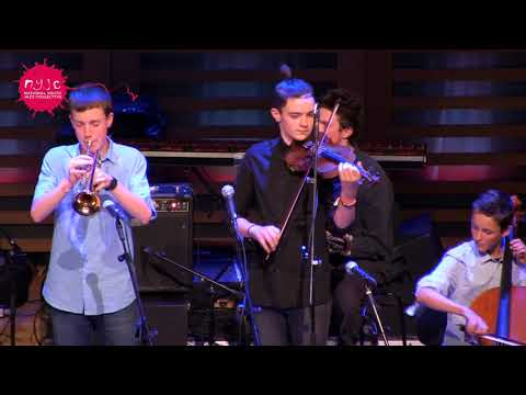 NYJC Summer School Concert 2017 - Dominic Ashworth & Malcolm Earle Smith Combo