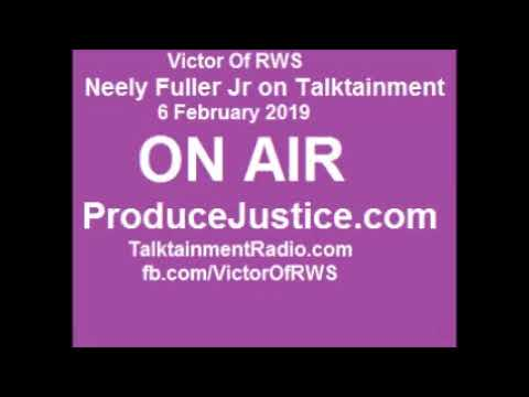 [2h]Neely Fuller Jr-  Invent A System Where Racists Don't Tell You What To Do -  6 Feb 2019