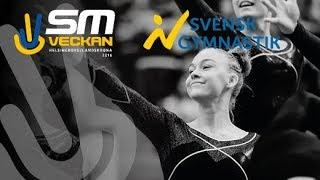 SM Truppgymnastik 2018 - Damernas kval