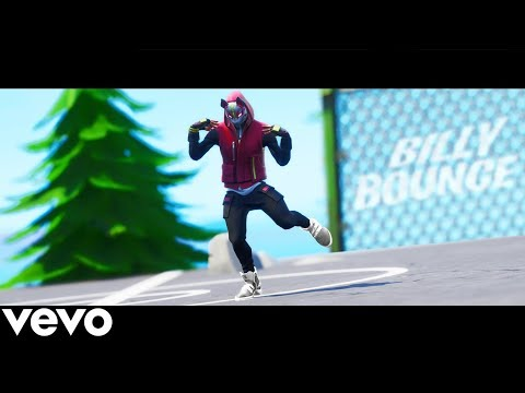 BILLY BOUNCE - Fortnite Music Video