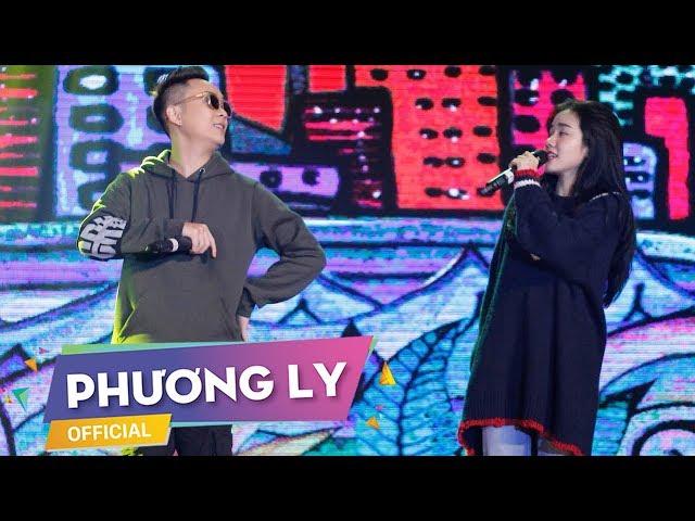 [LIVE] Mặt Trời Của Em ( Rhymastic Remix ) | Phương Ly FT Justatee | 1900 Tạ Hiền Hà Nội 08/12