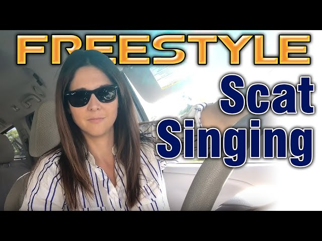 Freestyle Scat Singing