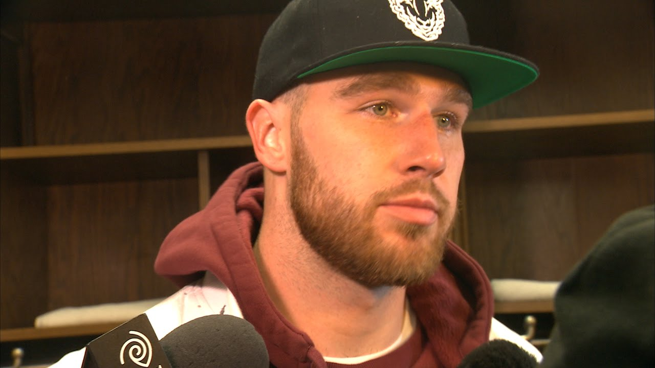 Post Game Reaction Travis Kelce