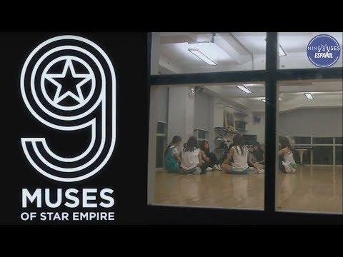 [SUB ESPAÑOL] NINE MUSES DOCUMENTAL COMPLETO