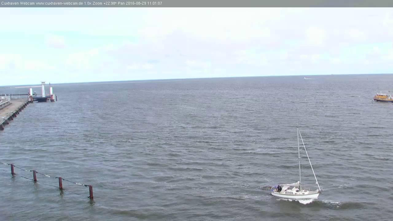 Cuxhaven Web Cam