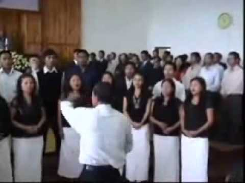 Evangelical Church of Maraland (ECM) Choir - Halleluiah Chorus - Mara Hlapy