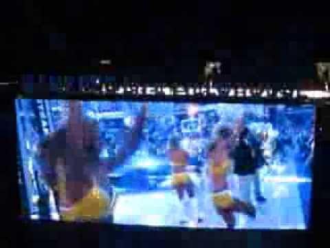Pacers 2013-2014 Season Opener Intros......