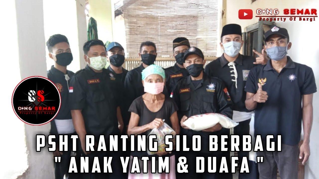 "PSHT RANTING SILO Berbagi//""Yatim & Dhuafa""//Part3"