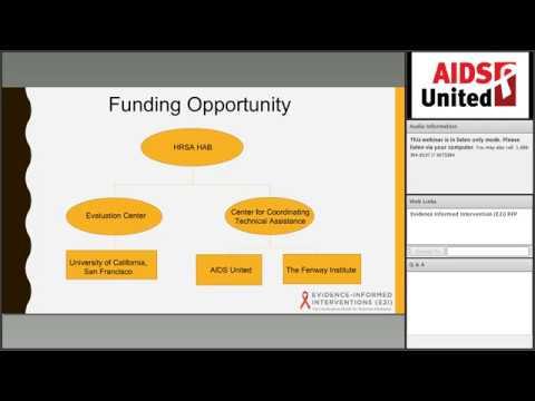 Evidence Informed Interventions RFP Technical Assistance Webinar
