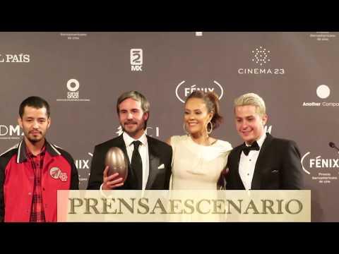 NARCOS - PREMIO - SALA DE PRENSA - PREMIOS FENIX - MEXICO - 2017