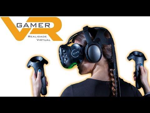 VR Gamer, primeiro arcade de realidade virtual em São Paulo
