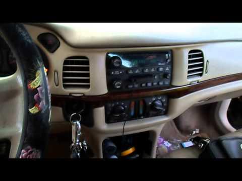 CHEVY IMPALA Radio no sound and no door chime FIX vid1