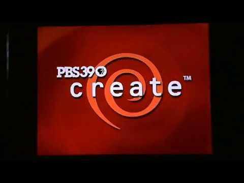 Create Station ID (2011 WFWA-DT3, PBS39create) - YouTube