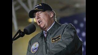 MUST WATCH: President Donald Trump URGENT Speech at Yokota Air Base Japan on World Threats