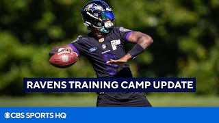 Ravens Training Camp Update: Latest on Lamar Jackson's contract extension