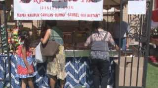 KJRI Toronto: Bazaar Indonesia - Wisma,17 Agustus 2013
