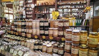 Фабрика - музей мёда в Испании. Покупка и дегустация.