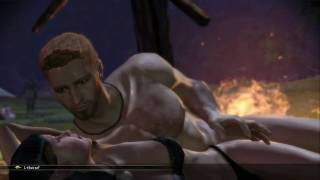 Repeat youtube video Dragon Age: Origins Modded First Night Love Scene with Alistair & EF Warden