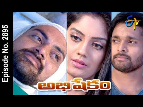Abhishekam | 27th April 2018 | Full Episode No 2895 | ETV Telugu