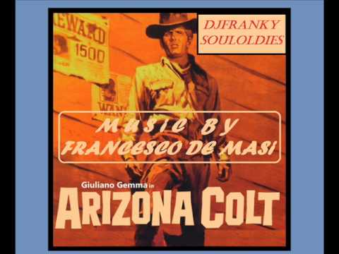 INSTRUMENTAL SOUL - ( Francesco De Masi - arizona colt - theme arizona )