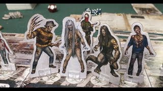 Top 7 Zombie Board Games 2016