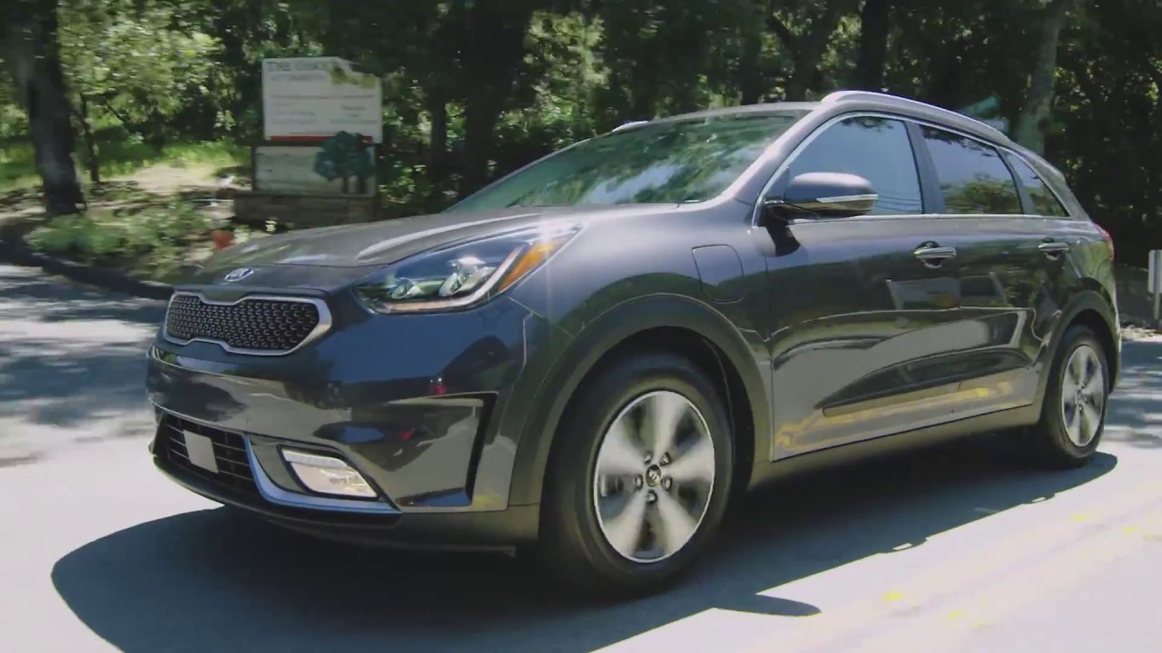 2018 Kia Niro Phev Test Drive 50 Mpg Never Looked So Good