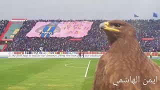 الصقر المرعب في ملعب الشعب في كلاسكو بغداد