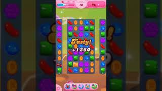 Candy Crush Saga Level 1539 - No Boosters