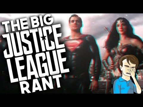 THE BIG JUSTICE LEAGUE RANT (Review + Analysis)