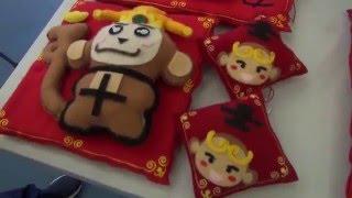 2016年天主教南華中學理財學會-年宵兵團宣傳片三:猴年歡樂MV