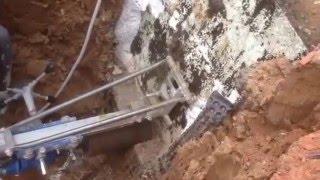 Алмазное бурение отверстий в бетоне(Алмазное бурение(сверление) отверстий в бетоне. http://bit.ly/1qP8f3l., 2016-04-28T06:38:39.000Z)