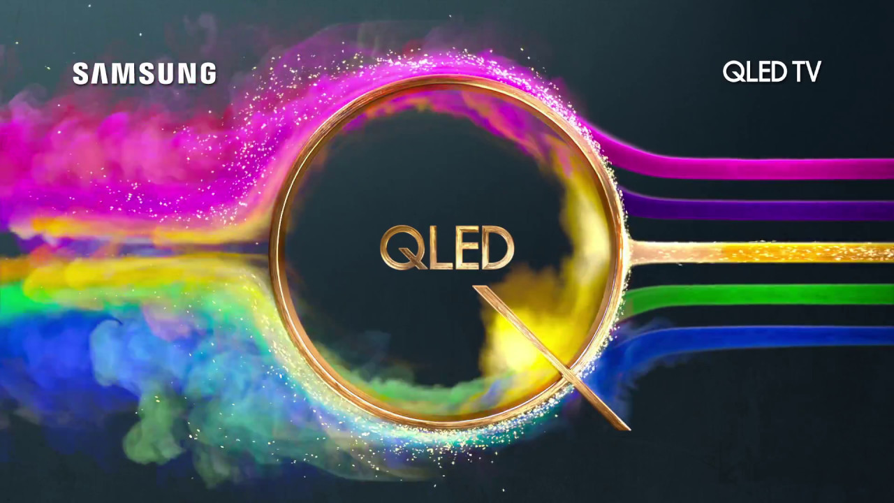 Samsung QLED 量子電視-金屬量子點篇 - YouTube