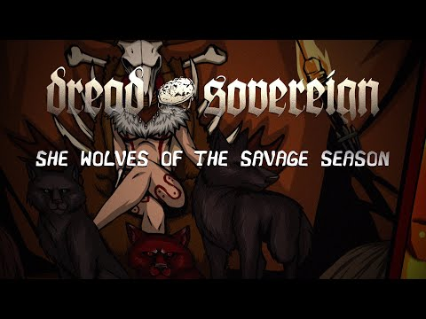Dread Sovereign - She Wolves Of The Savage Season (OFFICIAL VIDEO)