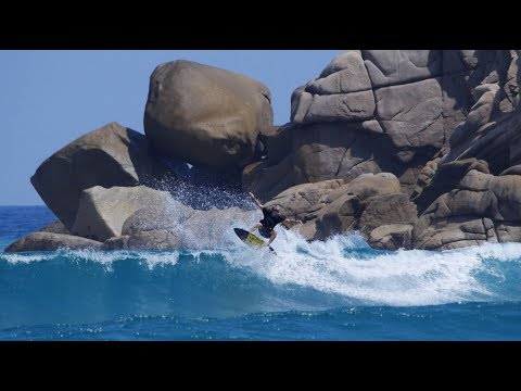 The Domke Daily 117: Paddle Skimboarding Mexico Point Breaks | Cutback 180 To Air Reverse