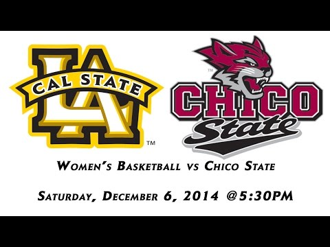 Cal State L.A. Women's Basketball vs Chico State