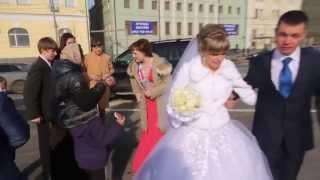 Маша и Сергей свадебный фильм