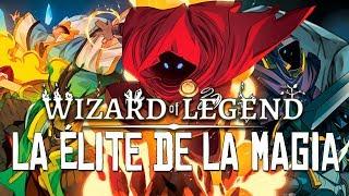 LA ELITE DE LA MAGIA | Wizard Of Legend Impresiones de este Indie