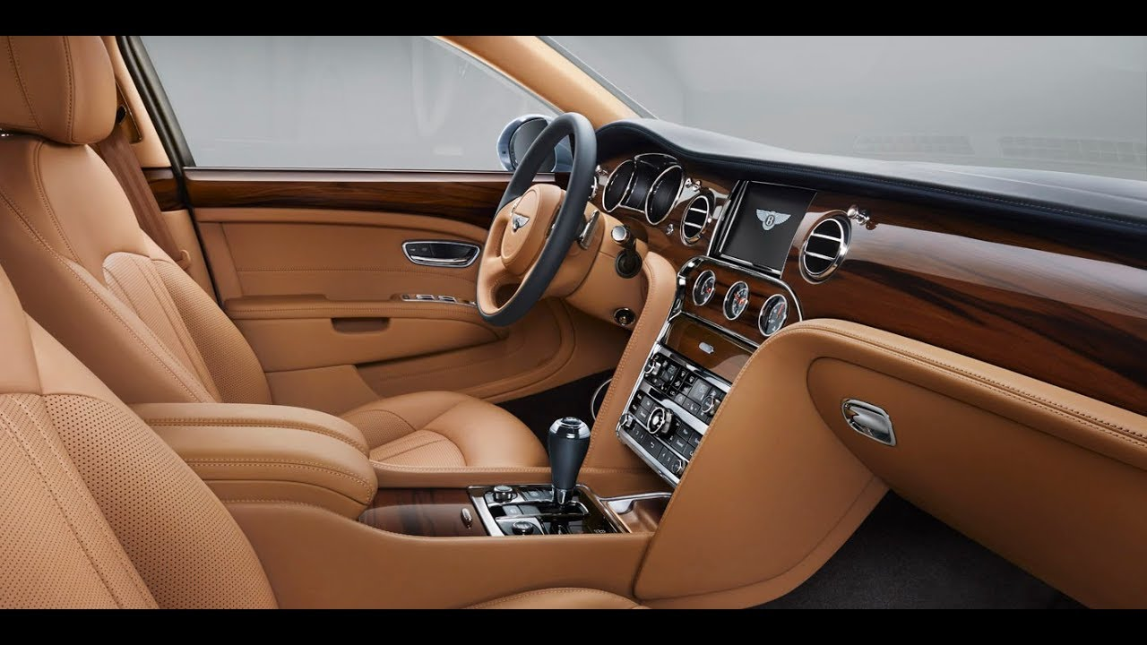 10 Best Luxury Car Interiors 2018 You Should Knows Car News Youtube