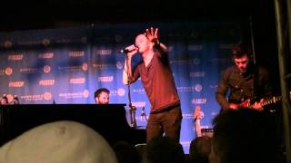 "The Fray at Sundance- ""Say When"" (HD) Live on January 23, 2010"