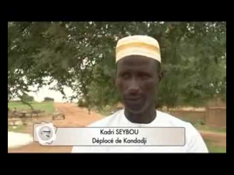 Documentaire barrage Kandadji Niger