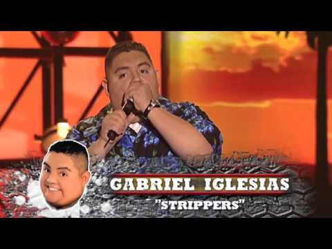 Gabriel Iglesias Funniest Moments Compilation Hot Fluffy 2017