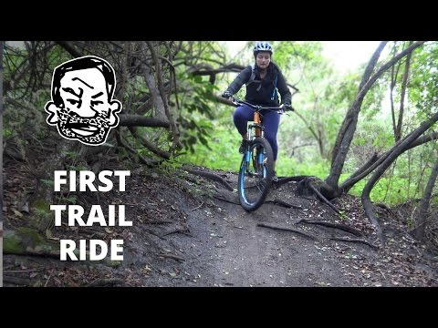 Your First MTB Trail Ride - Mountain Biking Explained EP3