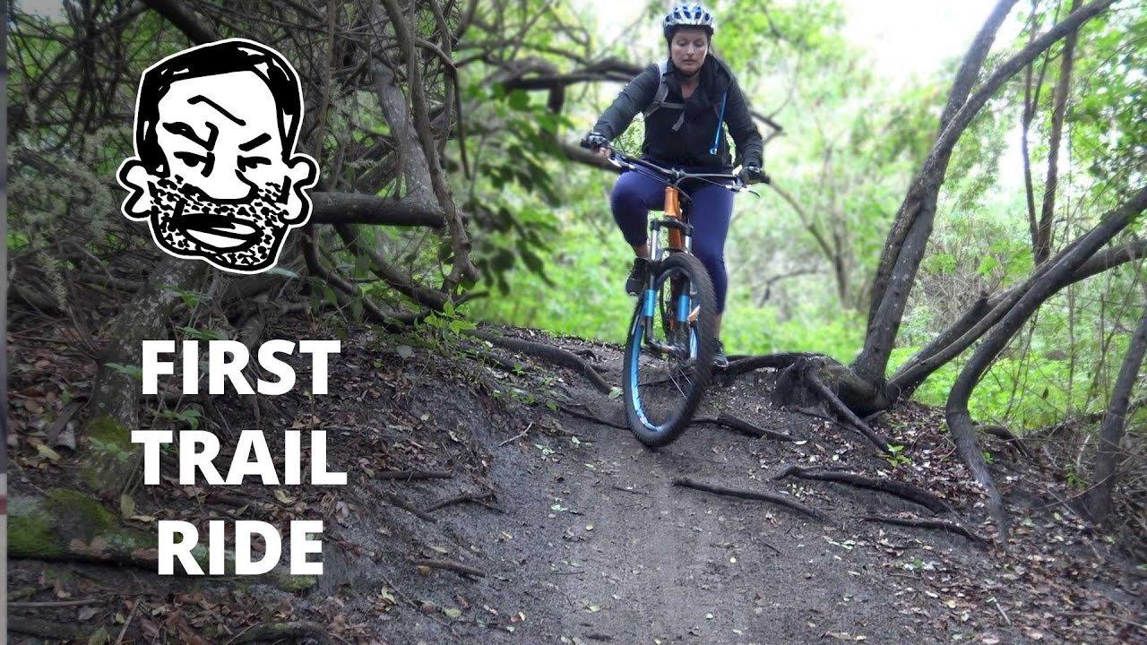 Your First MTB Trail Ride Mountain Biking Explained EP3