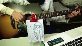 Senbonzakura Guitar Cover