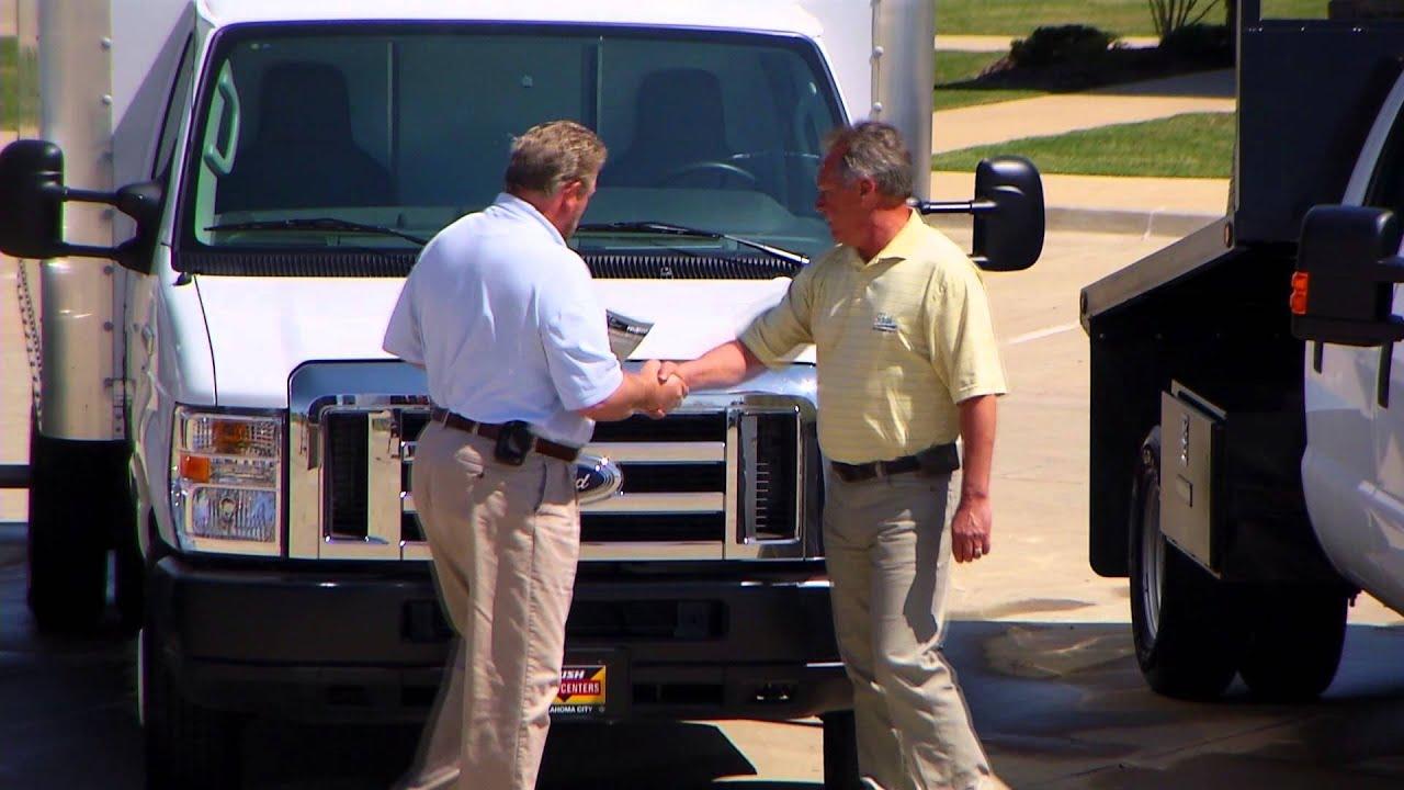 Rush Truck Center >> Rush Truck Center-Oklahoma City Ford Commercial - YouTube