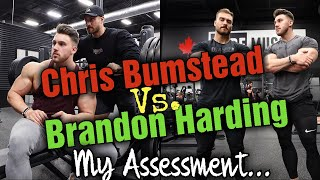 UK VS. Canada! Does Chris Bumstead think Brandon Harding has what it takes to be an IFBB PRO?