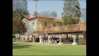 Spanish Heritage in the United States, California Missions